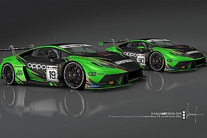 International GT Open: ecco la line-up del Raton Racing by Target