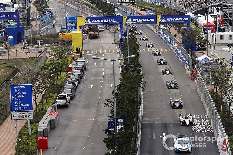 "Grosjean: La F1 no debe ser tan ""caótica"" como la Fórmula E"