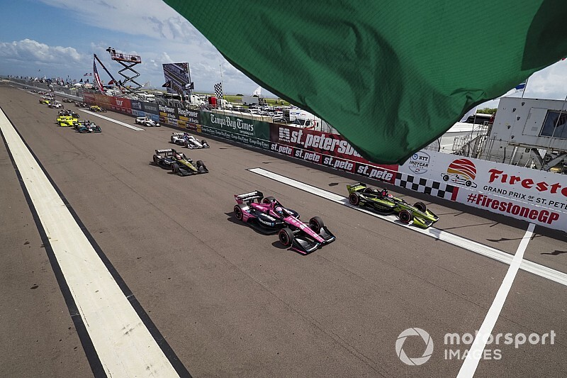 IndyCar cancels general admission at St. Pete, race in doubt