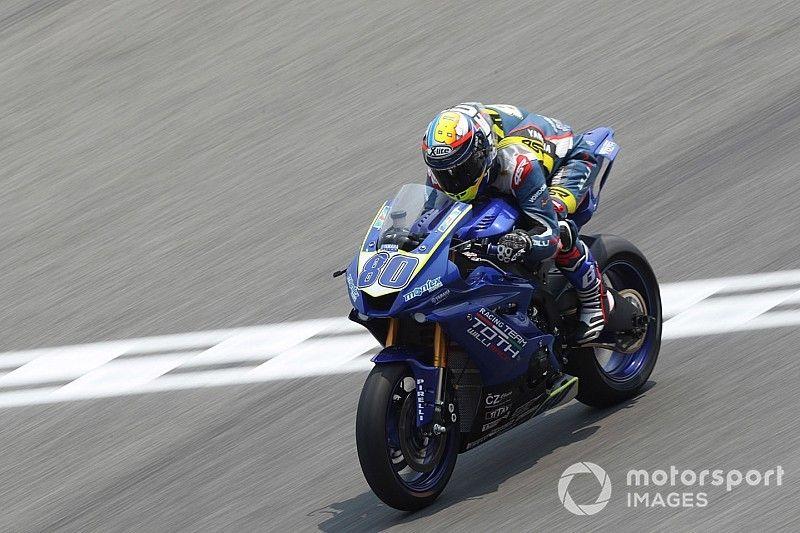 Clamoroso ad Aragon: la moto di Hector Barbera sparisce dal box!