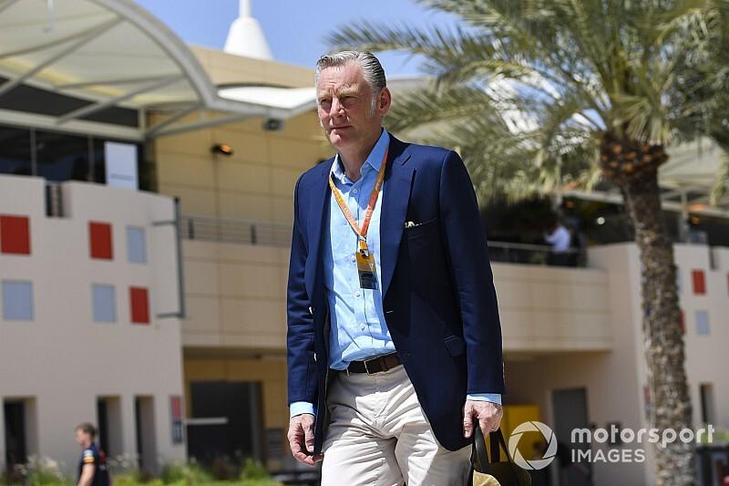 F1确定布莱切斯离任日期