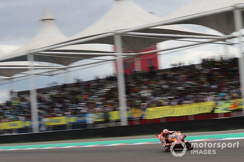 Qualifs - Márquez renoue avec la pole, Quartararo septième !