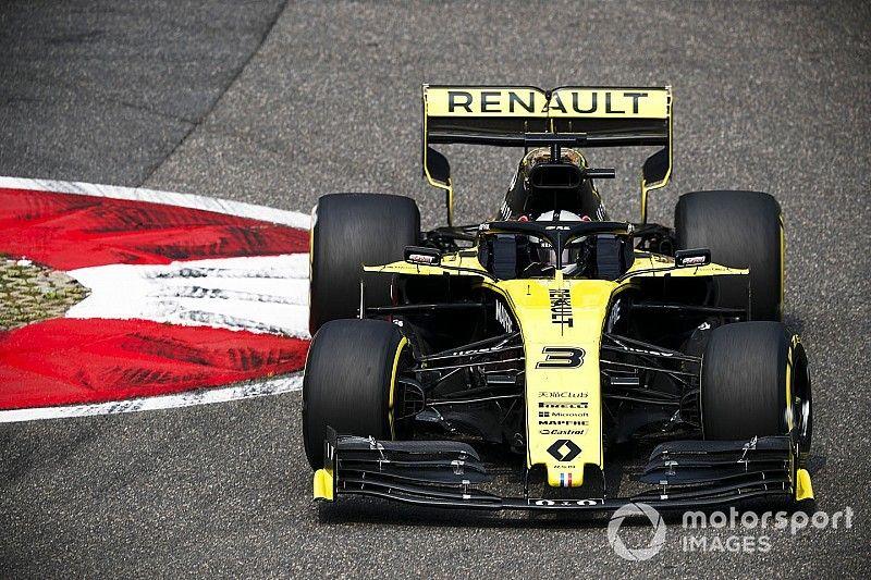 Ricciardo opgelucht na behalen van eerste punten in China
