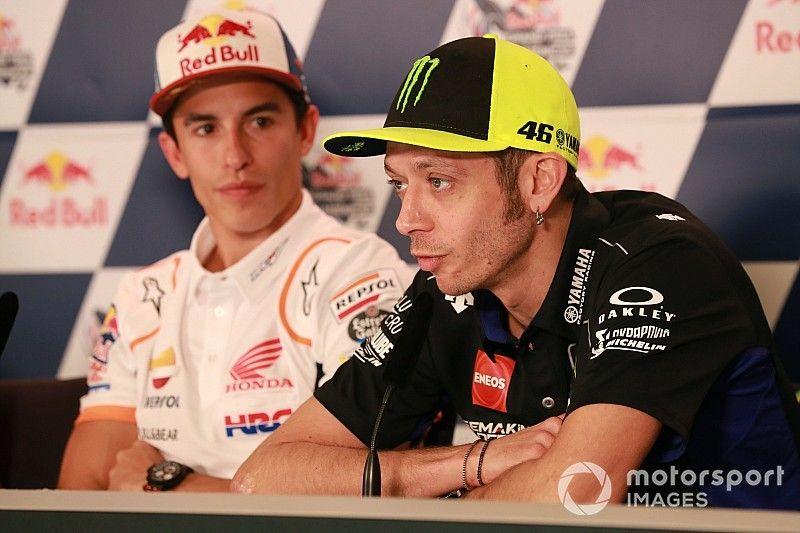 Rossi: On ne peut pas partir de chez soi en pensant qu'on va perdre