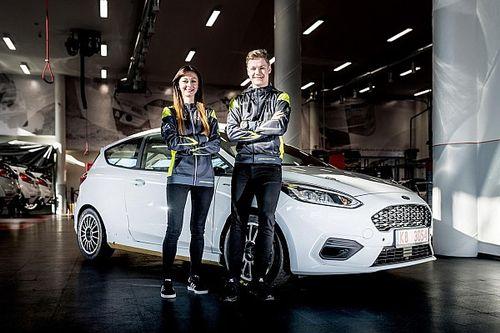 Erik Cais affronta una nuova sfida con la Ford Fiesta R2T in ERC3 Junior