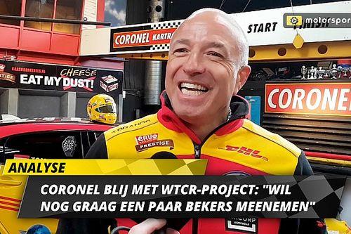 """Coronel blij met nieuw WTCR-project: """"Wil nog graag een paar bekers meenemen"""""""