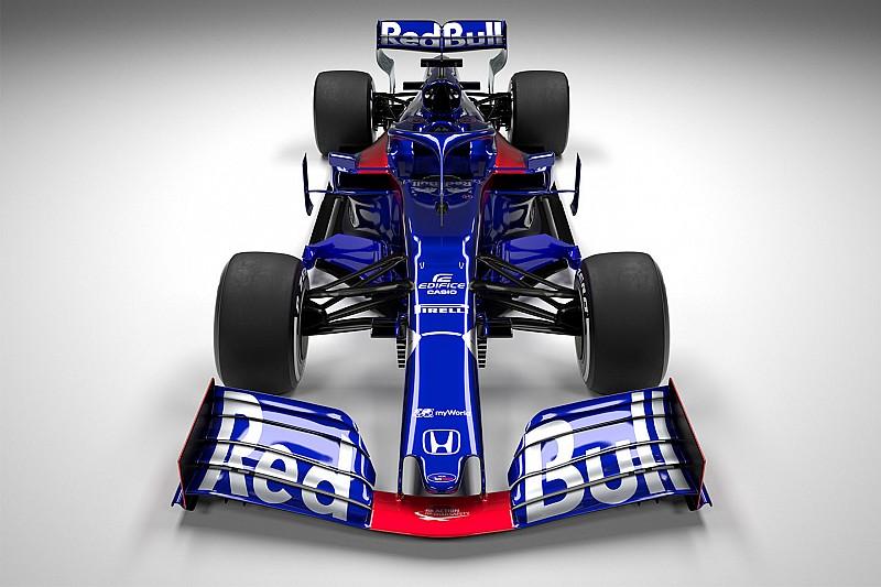 Por vídeo, Toro Rosso revela carro para temporada 2019
