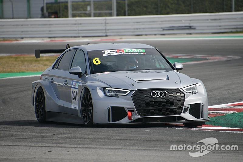 Tanti protagonisti nel test di Misano, Dindo Capello torna in azione con l'Audi
