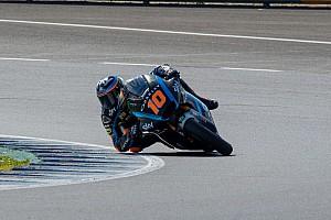 Prima uscita a Jerez per Marini e Bulega, tra i più veloci nei test privati di Moto2