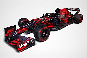 红牛首款搭载本田引擎赛车RB15问世