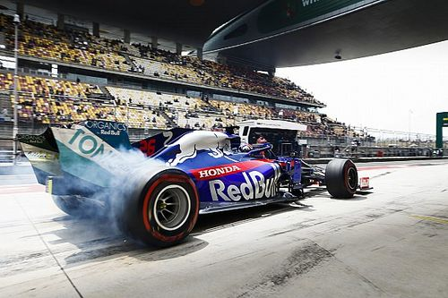 Temendo quebra, Honda introduz novo motor para Red Bull e Toro Rosso em Baku