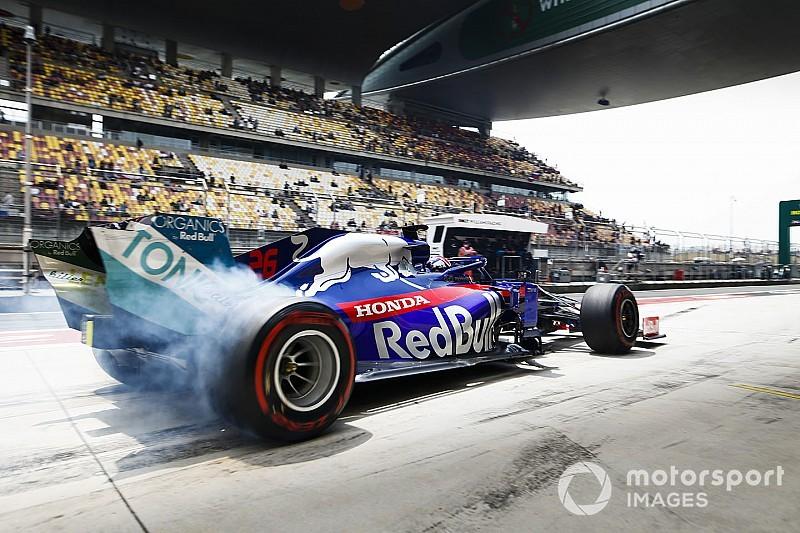 Red Bull, Toro Rosso get major Honda engine upgrade for Baku
