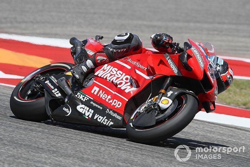 Ducati retira la publicidad de Mission Winnow en Francia