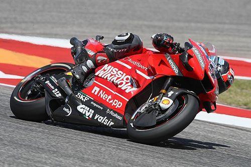 Ducati retirará la publicidad de Mission Winnow en el GP de Francia