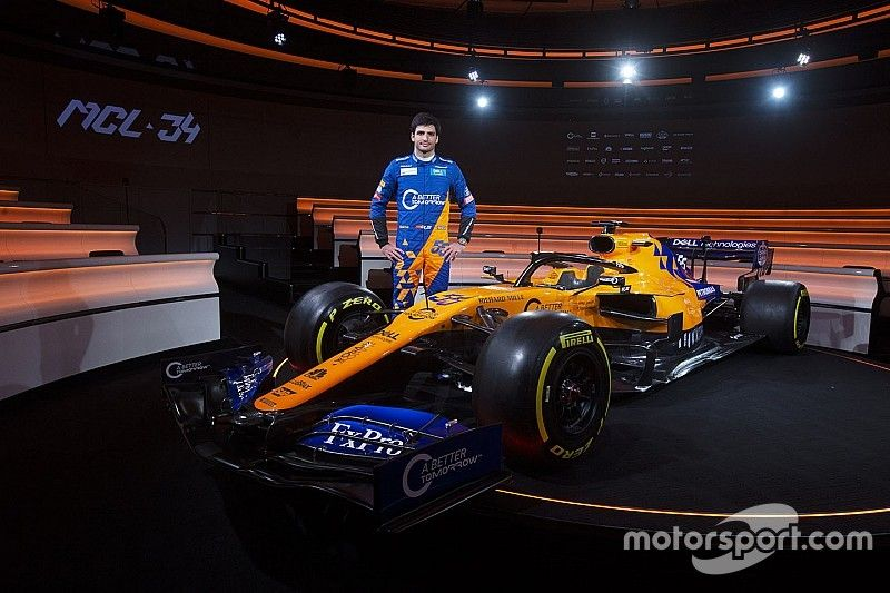 "Sainz says ""good surprise"" from Renault would boost McLaren"