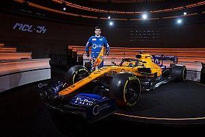 """Sainz: """"boa surpresa"""" da Renault pode impulsionar McLaren"""