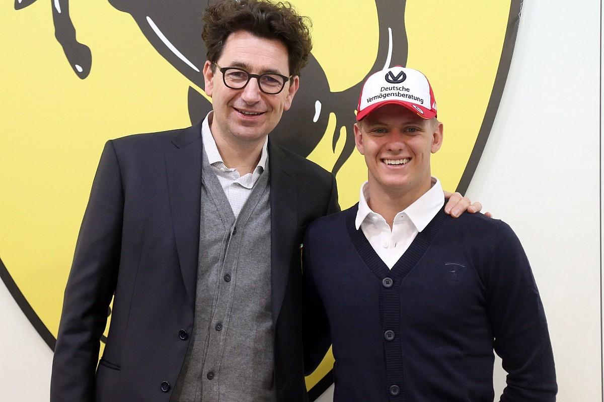 Mick Schumacher lehet az Alfa Romeo Racing harmadik pilótája?