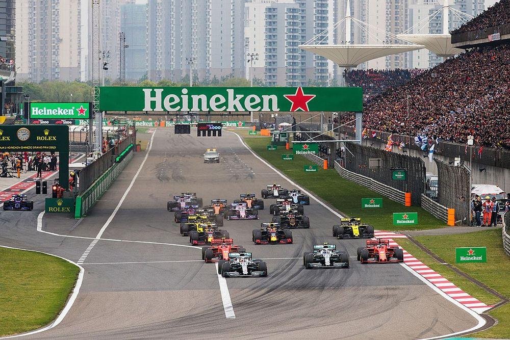 Promotor GP China heeft verzoek tot uitstel race ingediend bij F1