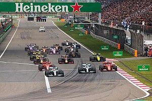 El promotor del GP de China pide aplazar la carrera