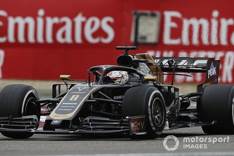 «На одном круге машина восхитительна, но после двух мы не в силах бороться». Грожан объяснил неудачи Haas