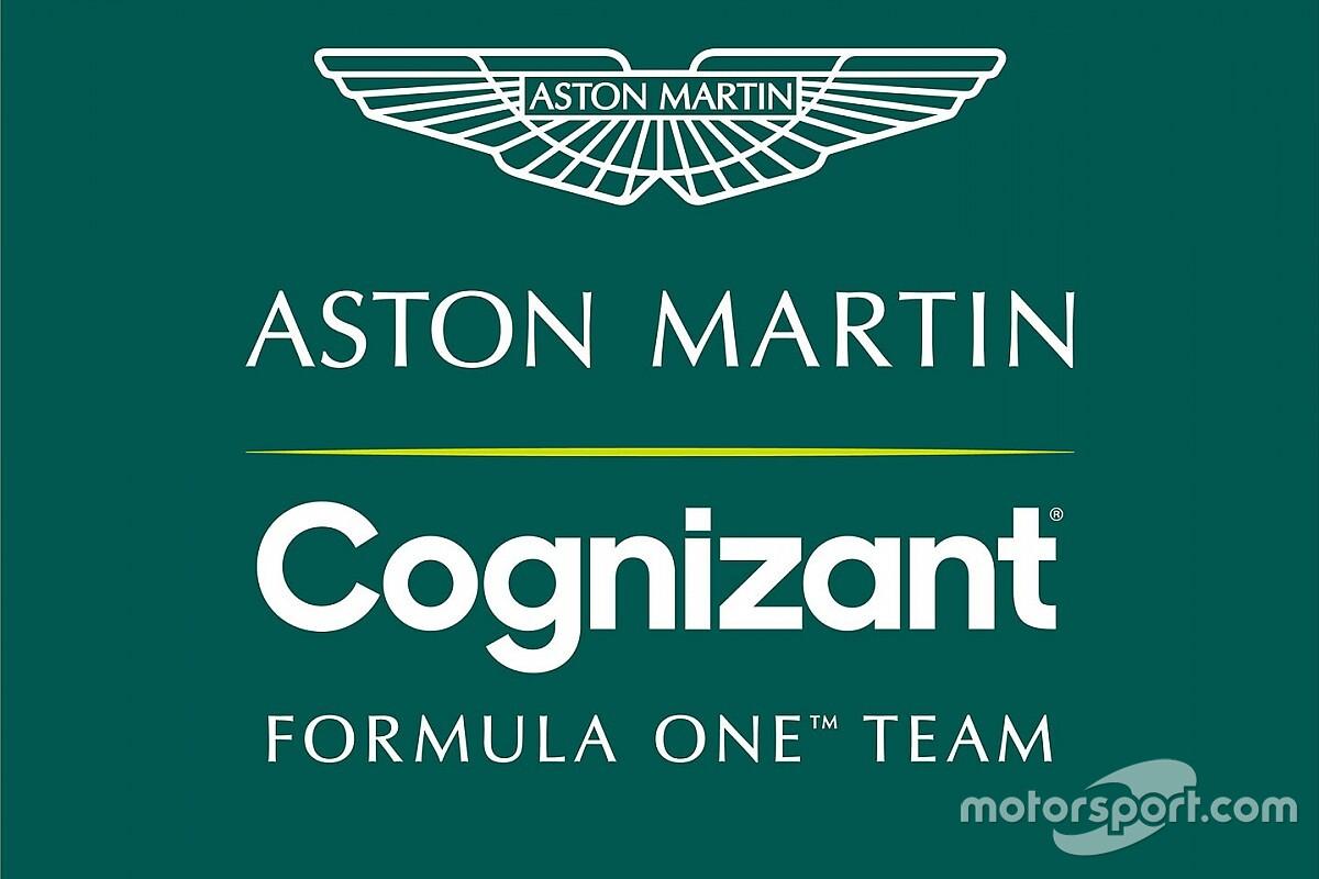 Aston Martin dirá adiós al rosa y anuncia su patrocinador principal