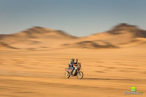 Dakar - Jazda nocą to piekło