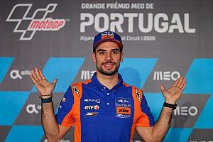 Oliveira plays down hopes over home MotoGP win chances