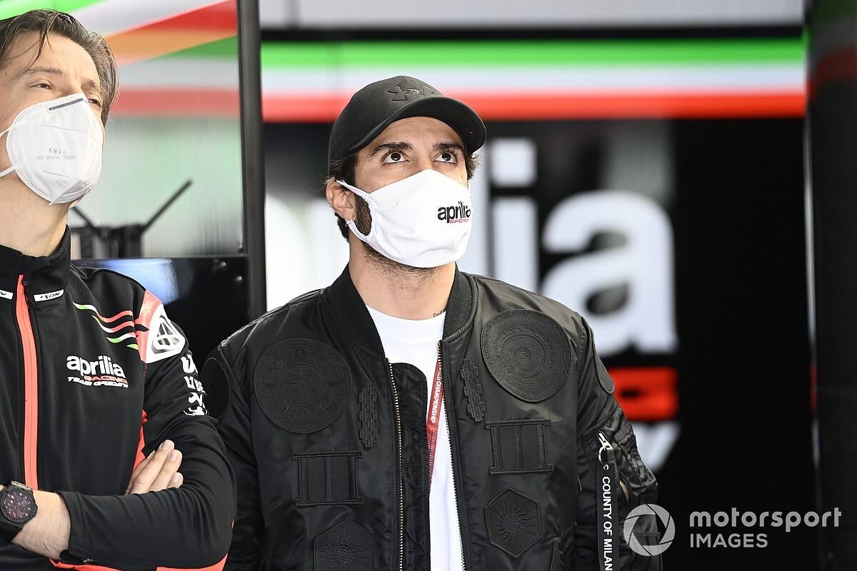 Iannone Cari Peluang Baru di MotoGP