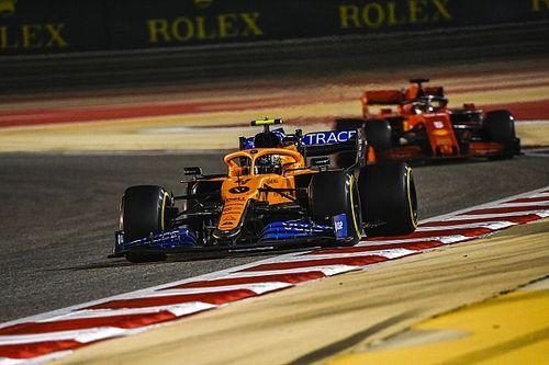 Norris Bertekad Bawa McLaren Tetap Berada di Depan Ferrari