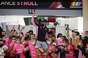 """Perez provoca : """"In F1 non ci sono i piloti migliori"""""""