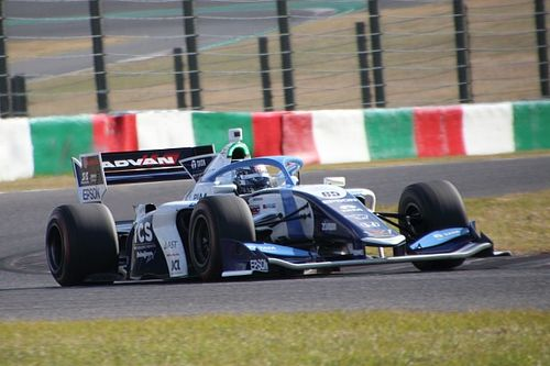 Suzuka Super Formula: Oyu wins as title race tightens