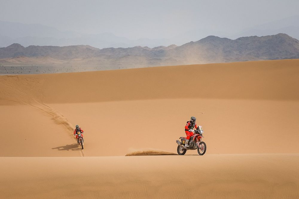 Dakar, Moto: una sola corona per tre contendenti