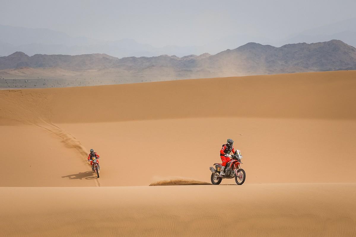 Juara Dakar 2021, Benavides yang Pertama dari Amerika Selatan