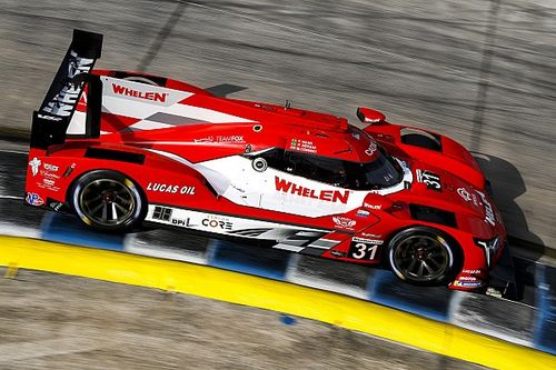 Sebring 12H: Nasr keeps AXR Cadillac on top in FP2