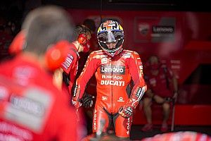 "Ducati's Miller ""hit a wall"" with tyres in Qatar"