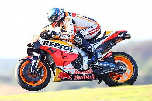 Alex Marquez wil bij LCR Honda 'altijd in de top-acht' staan
