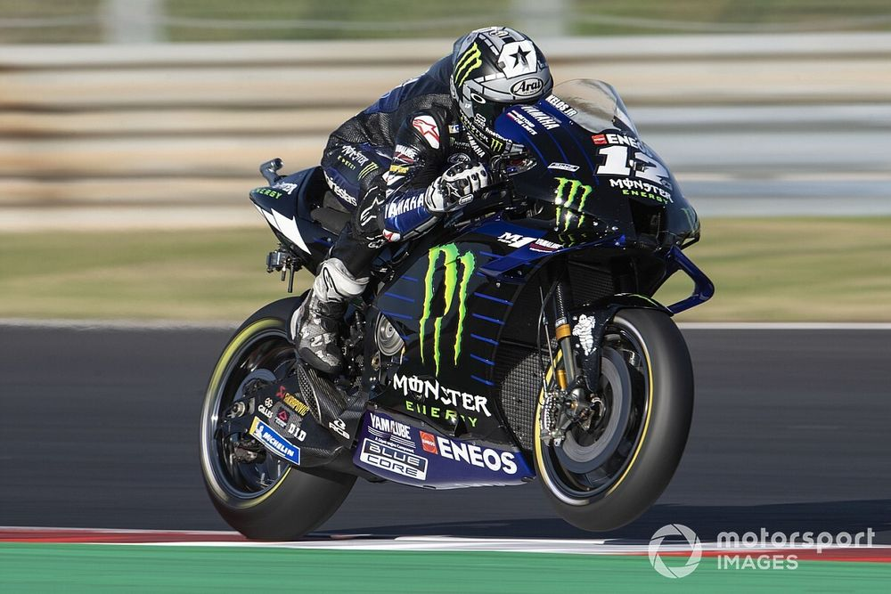 """""""Impossible"""" to aim for MotoGP wins on Yamaha – Vinales"""
