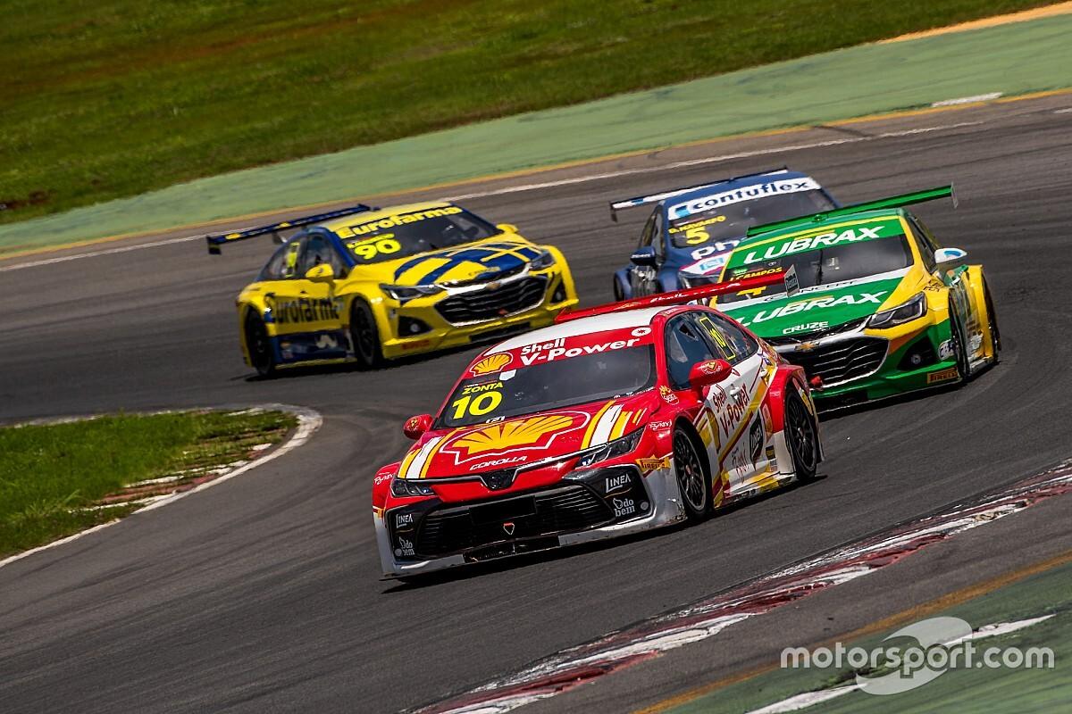 Zonta leva Shell pela primeira vez à decisão do título da Stock Car na Grande Final