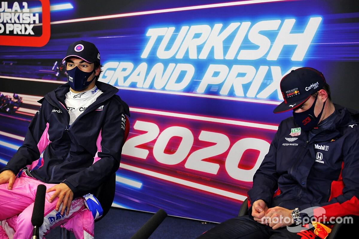 Verstappen szerint nem csak ő volt csalódott a Török Nagydíj után