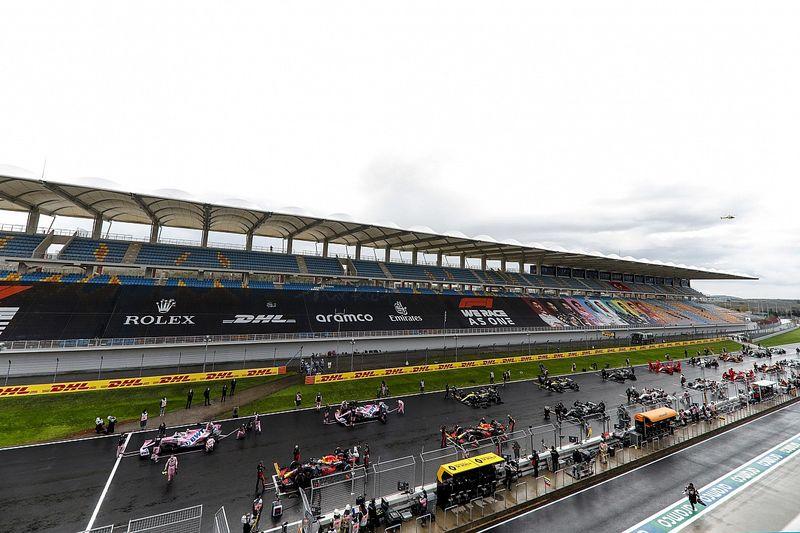 Oficial: la F1 2021 cancela Turquía y repetirá en Austria