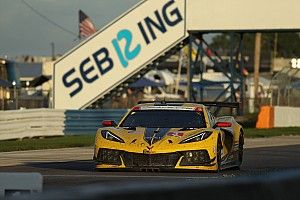 Taylor thrilled by Corvette's season despite downbeat ending