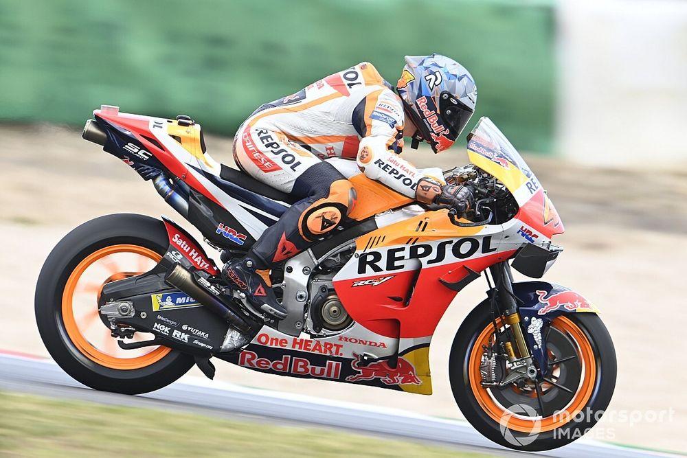 "Espargaro ""needs to be patient"" as Honda MotoGP speed will come"