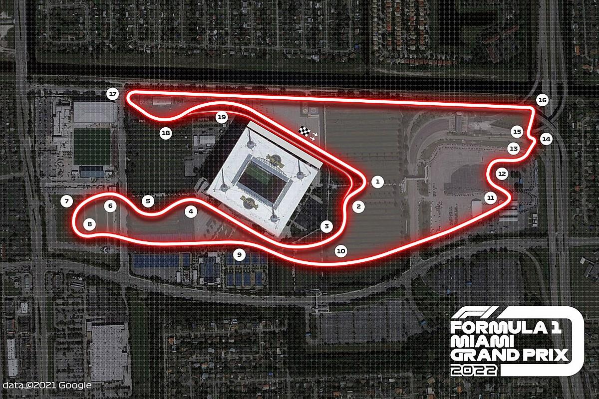 Chase Calendar 2022.Miami Grand Prix Joins F1 Calendar For 2022 Season