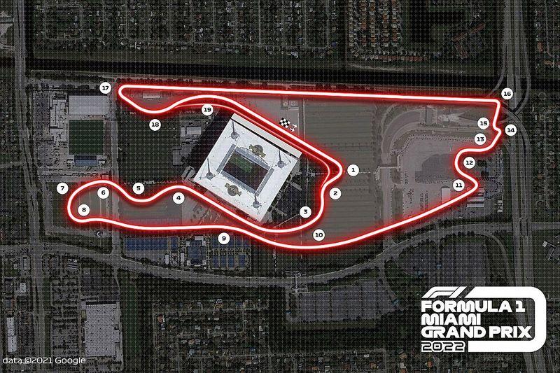 Miami Grand Prix joins F1 calendar for 2022 season