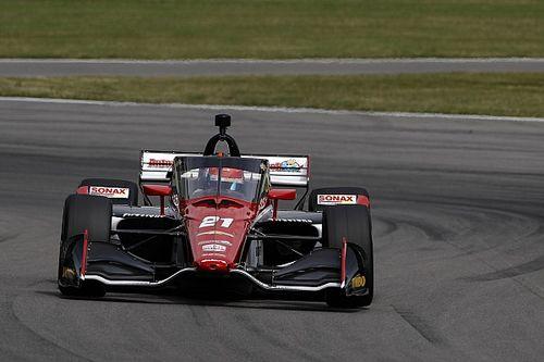 Veekay Tak Menyangka Finis P6 di GP Alabama