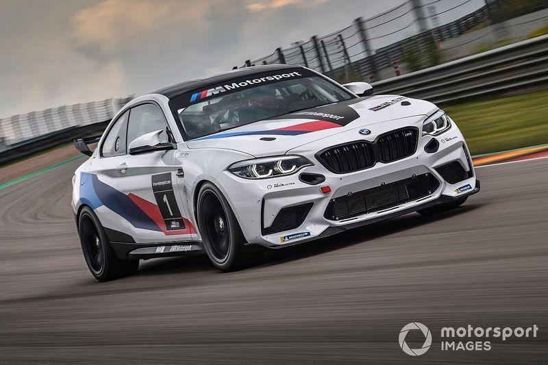 BMW M2 CS Racing Cup Italy 2021: tutto pronto per il via