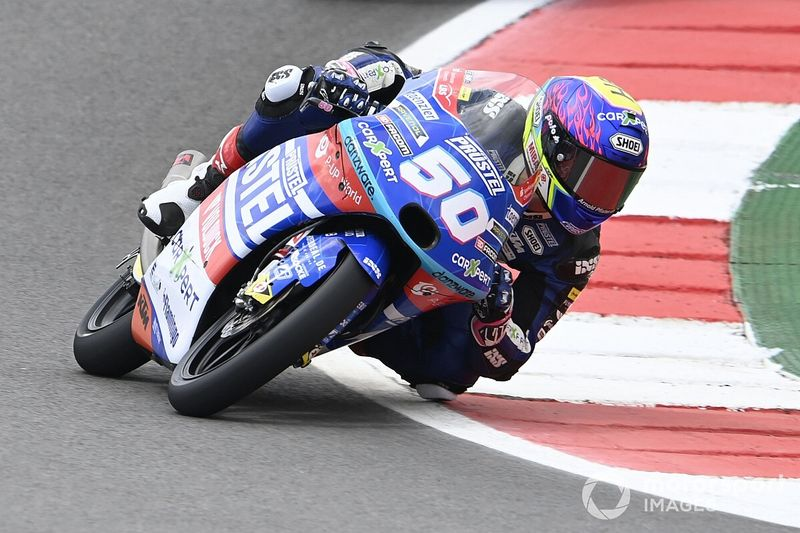 Late Dupasquier's Moto3 team vows to continue in his honour