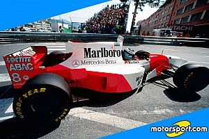 La prima McLaren-Mercedes