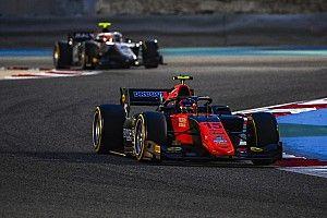 Другович выиграл первую гонку Формулы 2 в Бахрейне