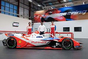 Mahindra retains Lynn for 2020/21 Formula E season